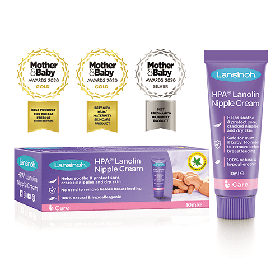 Lansinoh HPA® Lanolin Nipple Cream for Sore & Cracked Nipples 10ML