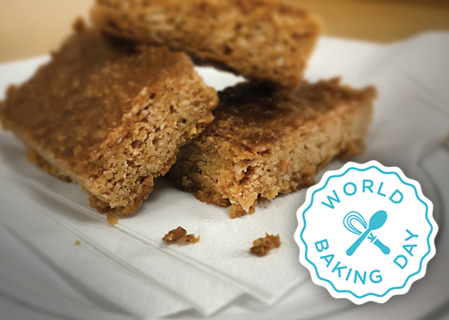 A Round Up of Recipes for World Baking Day 2017