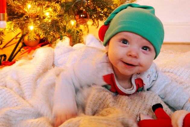 Christmas activities to enjoy with your little one